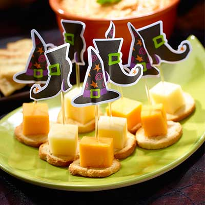 Image of Hocus Pocus Cheese Bites
