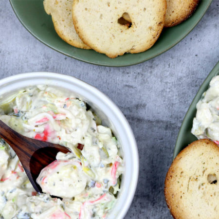 Image of Creamy Crab Dip